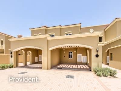 2 Bedroom Villa for Sale in Serena, Dubai - Portuguese Style Villa with Community Views
