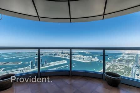 بنتهاوس 5 غرف نوم للبيع في دبي مارينا، دبي - Vacant | A Beautiful Home to Live