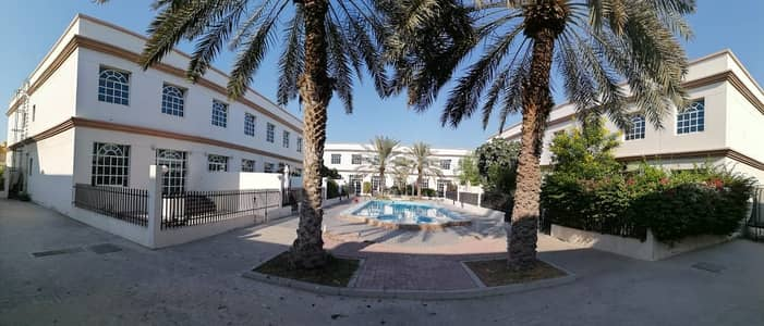 3 Bedroom Villa for Rent in Al Safa, Dubai - LUXURIOUS 03 B/R VILLA    MAID ROOM   SPACIOUS   SHARED POOL