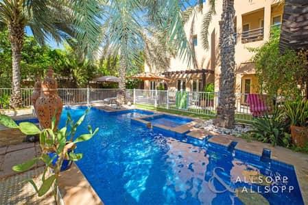 فیلا 4 غرف نوم للبيع في السهول، دبي - Exclusive | 4 Beds | Hattan E2 | Lake View