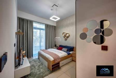 شقة 1 غرفة نوم للبيع في قرية جميرا الدائرية، دبي - New | Maids Room | Pool View | Perfect Location