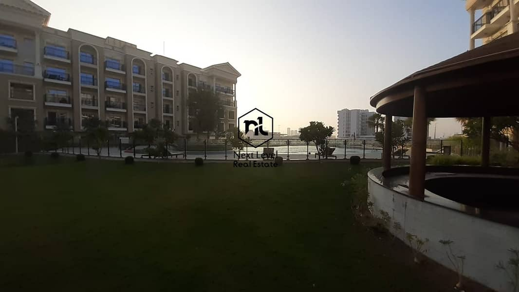 Danube fully furnished studio with balcony and parking