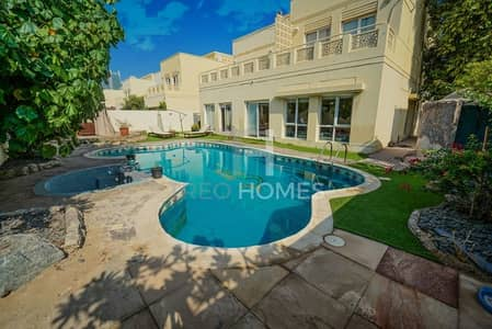 4 Bedroom Villa for Rent in The Meadows, Dubai - Type 6 I Available December I Private Pool