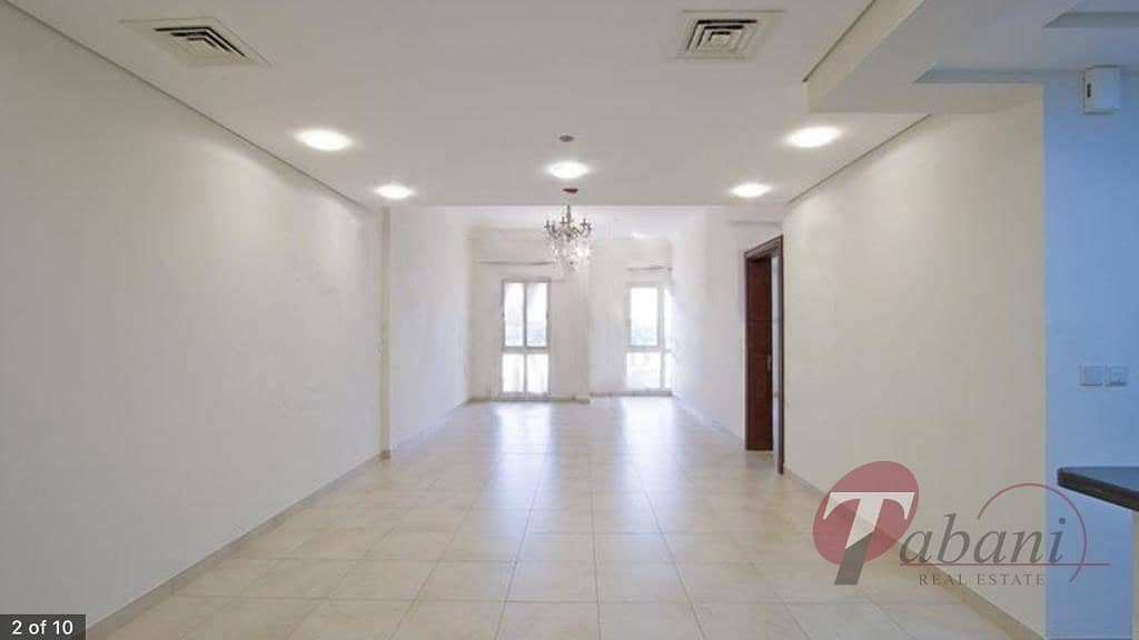 Full Canal View |Spacious Apartment | low Floor
