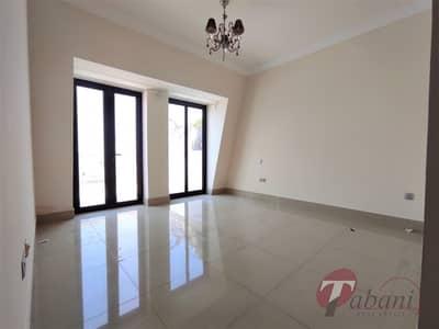 شقة 1 غرفة نوم للايجار في قرية جميرا الدائرية، دبي - Semi Furnished|Chiller Free|Huge Balcony |