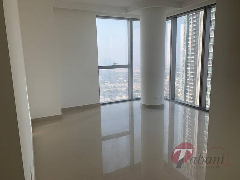 2 Brand New|Bright and spacious| Vacant| High Floor