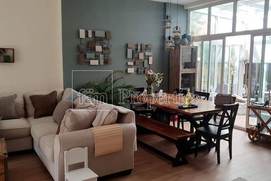 Well Maintained | Stunning Unit | Large Space