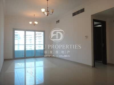 شقة 1 غرفة نوم للايجار في الخليج التجاري، دبي - Spacious flat   High floor   Close to Metro