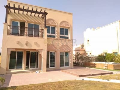 2 Bedroom Villa for Rent in Jumeirah Village Triangle (JVT), Dubai - New to the Market | Perfect Blend | Lush Green Garden | Actual Yard |