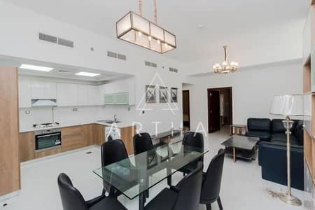 Stunning 2 Bedroom in Starz tower - Al Furjan