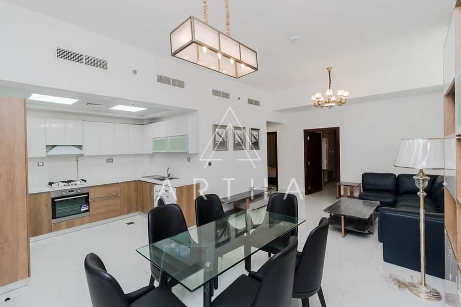 1 Stunning 2 Bedroom in Starz tower - Al Furjan