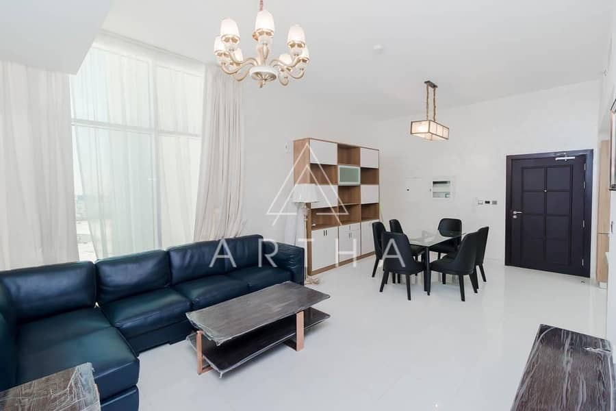 2 Stunning 2 Bedroom in Starz tower - Al Furjan