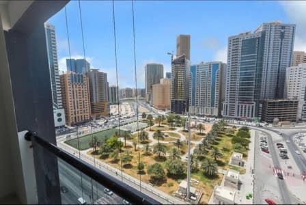 مبنى سكني  للايجار في النهدة، الشارقة - برج كامل مخصص لموظفين الشركات و يتضمن مواقف سيارات مجانا