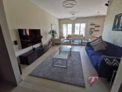 3 Bedroom Townhouse for Sale in Jumeirah Village Circle (JVC), Dubai - Largest Corner Plot Nakheel Townhouse 3 BR Upgrade
