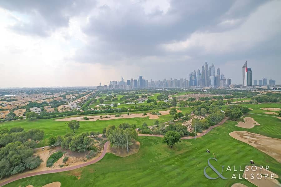 Exclusive | Two Bed | Full Golf Course View