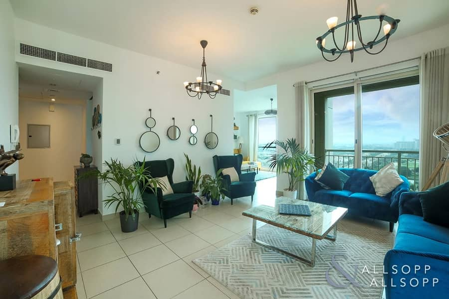 2 Exclusive | Two Bed | Full Golf Course View