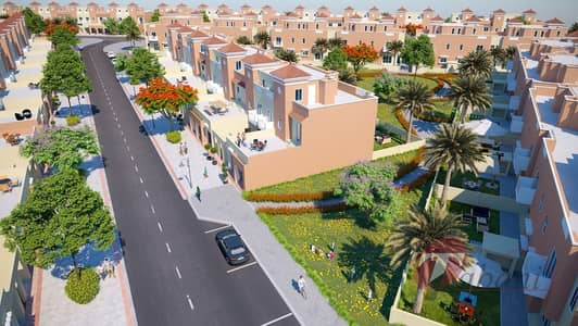 4 Bedroom Townhouse for Sale in Dubai Sports City, Dubai - Biggest Layout| Post Handover Payment | Ready In 1 Year