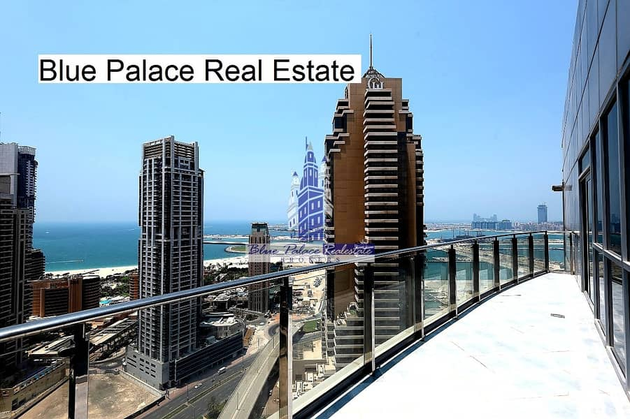 2 Panoramic Sea View | 4br+Maid | Vacant