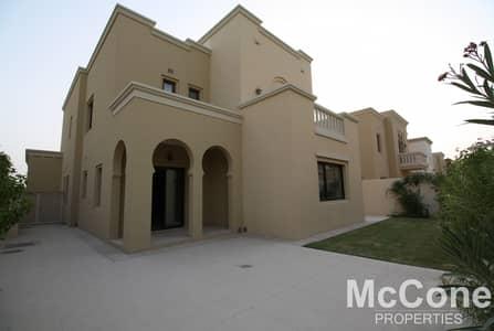 فیلا 4 غرف نوم للايجار في المرابع العربية 2، دبي - Spacious | Landscaped Pvt Garden | Great Price