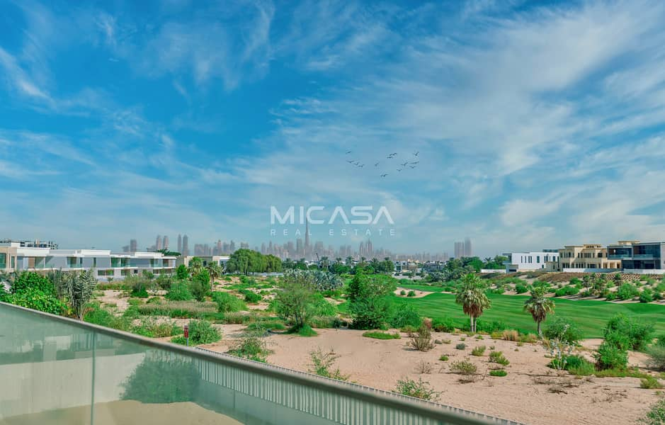 Golf Course & Skyline Views || View Now.