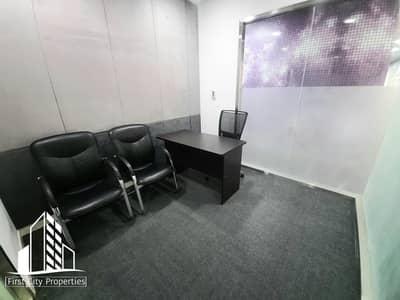 مکتب  للايجار في الخالدية، أبوظبي - Virtual Offices for 7 Months ||Ample Paid Parking