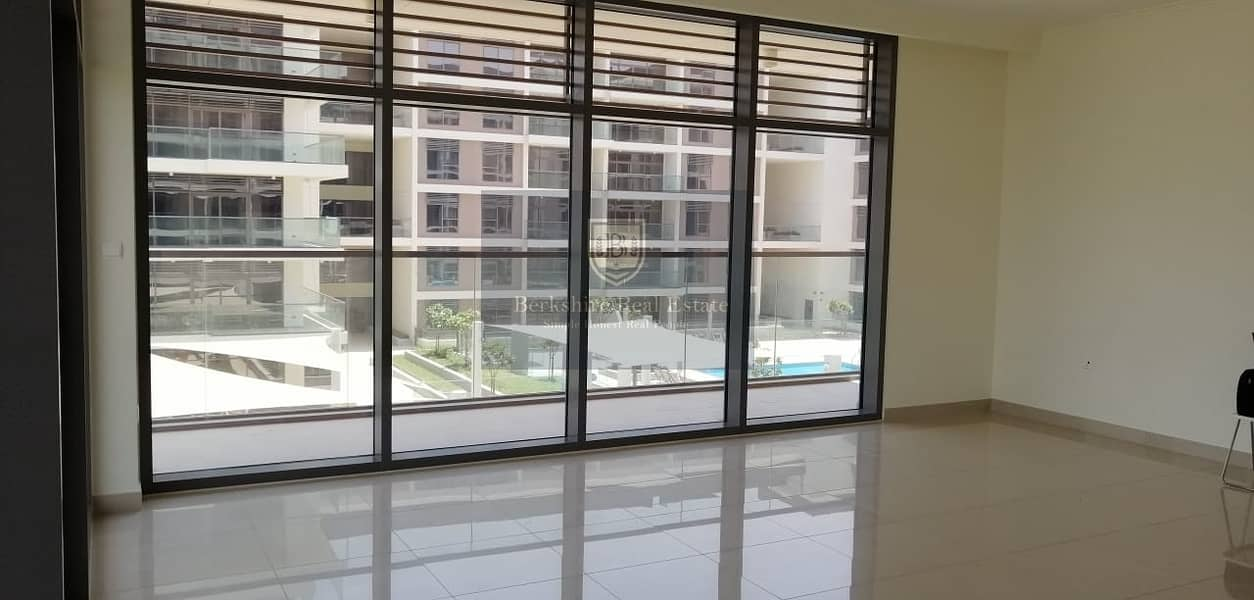 2 Spacious 3 BR + Maid Apartment |Park and Pool View