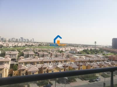 2 Bedroom Apartment for Rent in Dubai Sports City, Dubai - Well Maintained-Vacant-2 BHK in Tennis Tower..