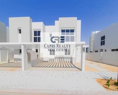 فیلا 4 غرف نوم للبيع في مدن، دبي - Close to Pool and Park l Single row l Big plot l 4 bed l Community View l Arabella 3