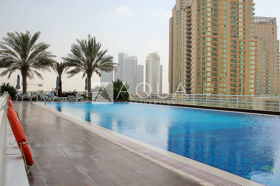 10 Chiller Free | High Floor | Partial Sea View