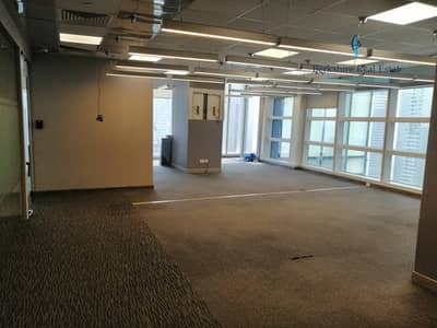 Floor for Sale in Business Bay, Dubai - Vision Tower Beautiful Fully Fitted Office Sale