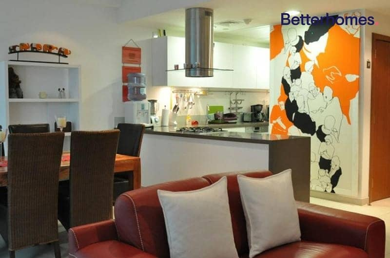 2 Great investment one bedroom fully furnished