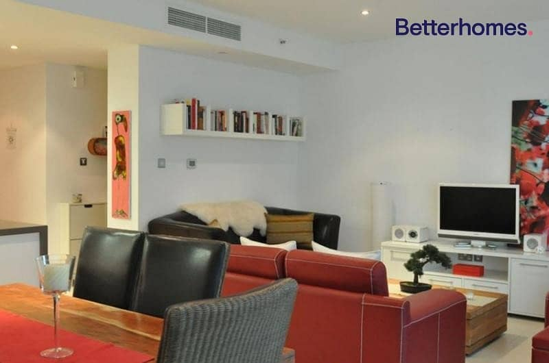 Great investment one bedroom fully furnished
