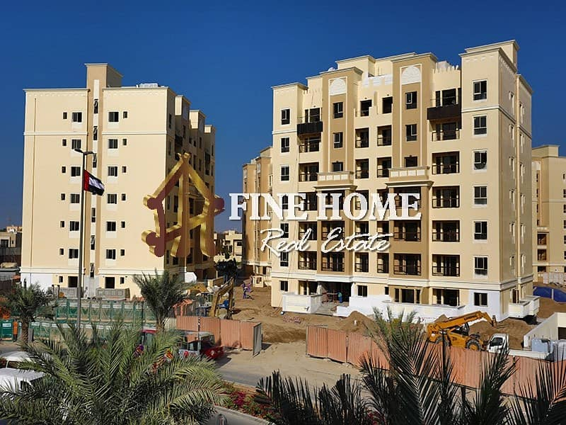 16 0 Commission   High Income   Nice 2BR w Balcony