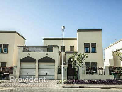 3 Bedroom Villa for Sale in Jumeirah Park, Dubai - Park Facing|Single Row Villa|Close to Carrefour