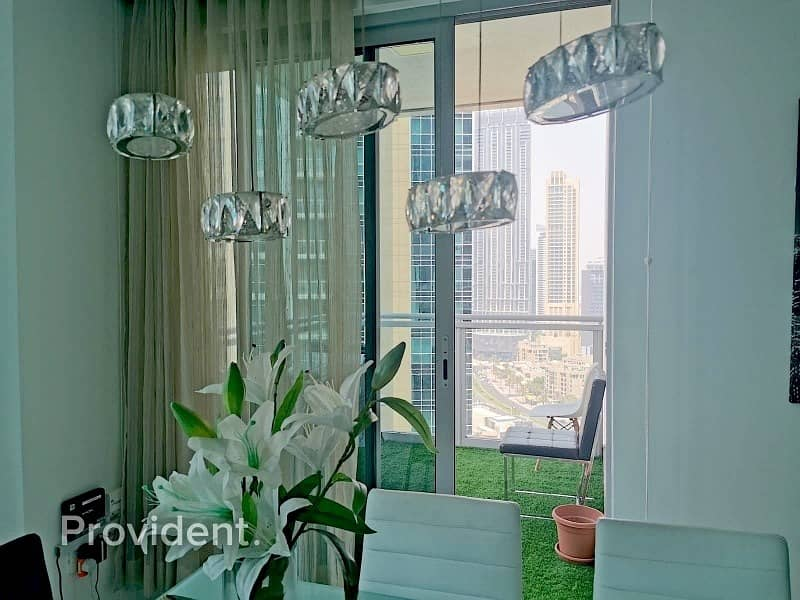 17 Fully Furnished|Burj Khalifa View|Ready to Move in