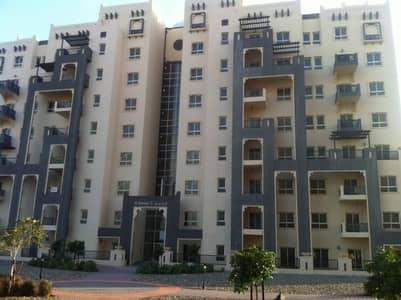 Studio for Rent in Remraam, Dubai - CHILLER FREE FULLY FURNISHED STUDIO    FOR RENT AT REMRAAM