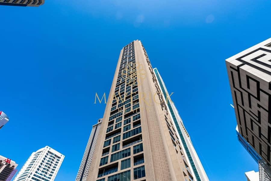 13 No Commission | Spacious 1BR | Partial Burj View