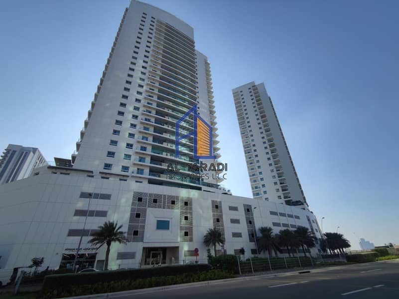 4 payments! Large One Bed with balcony
