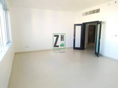 4 Bedroom Flat for Rent in Airport Street, Abu Dhabi - Outstanding 4 Bedrooms apartment with full amenities in Airport road