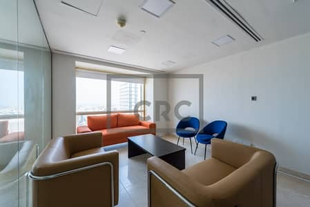 Office for Rent in Sheikh Zayed Road, Dubai - Millenium Plaza | Fully Fitted Office |For Rent