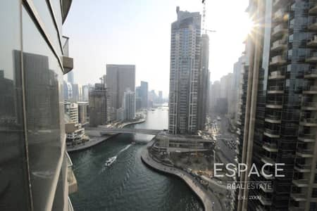 1 Bedroom Flat for Sale in Dubai Marina, Dubai - Vacant | 1 Bed | Marina View | 909 Sq.ft