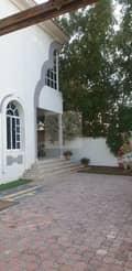 10 commercial villa for rent in Al Safa and AL WASL main road
