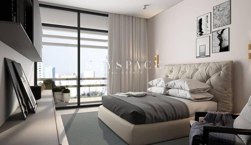 10 1 Bed Apt in the Heart of Aljada| Uniquely Design| Sharjah