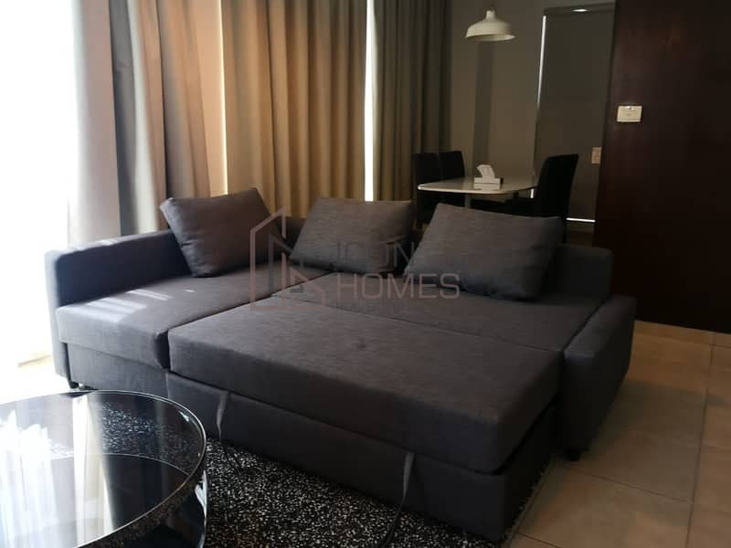 2 | Fully Furnished |The Residences 5 | 1 Bedroom | Well Maintained | Spacious and Bright | Great Price |
