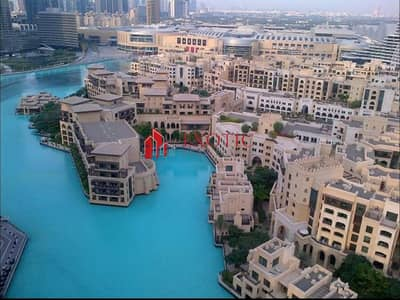 3 Bedroom Apartment for Sale in Downtown Dubai, Dubai - Fully Upgraded 3 BR Apartment with Fountain View