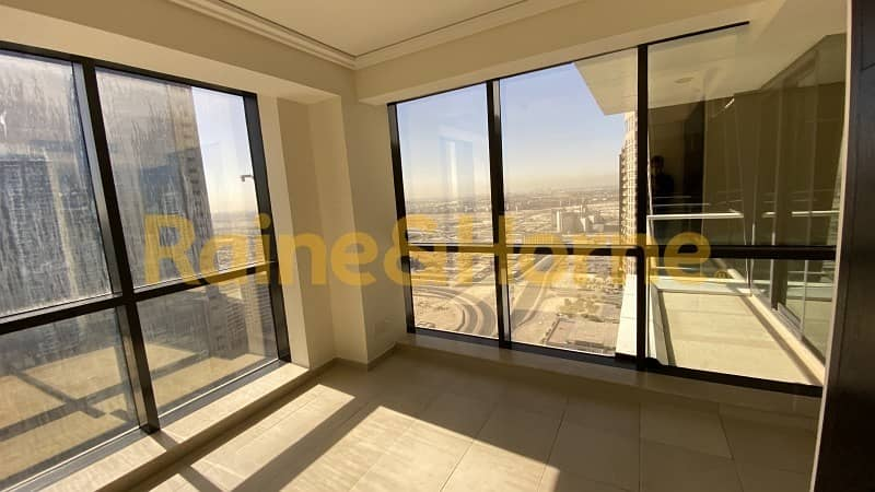 Overlooking Jumeirah Heights | 3bed+ maid for rent