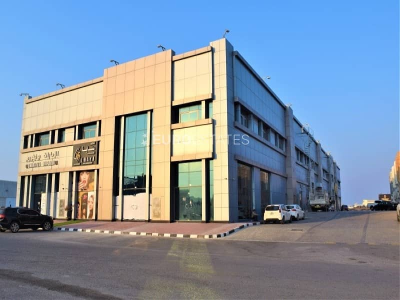 New Offer | Perfect Business Building Location