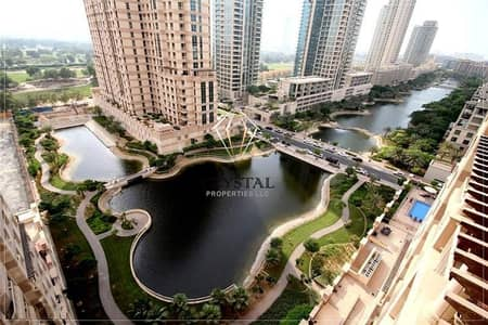 2 Bedroom Flat for Sale in The Views, Dubai - Best Deal | 2 BR with  Stunning Lake View | Mosela