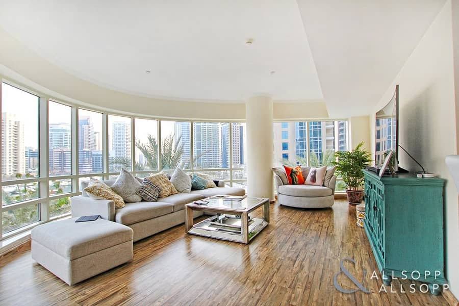 Exclusive |Marina View | Rented |Upgraded