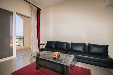 Full Sea View - Fully Furnished One Bedroom - Vacant